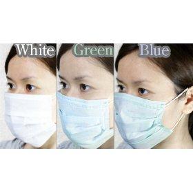 インフルエンザ用マスク
