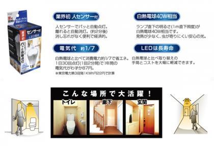 おすすめの節電対策のLED電球.jpg